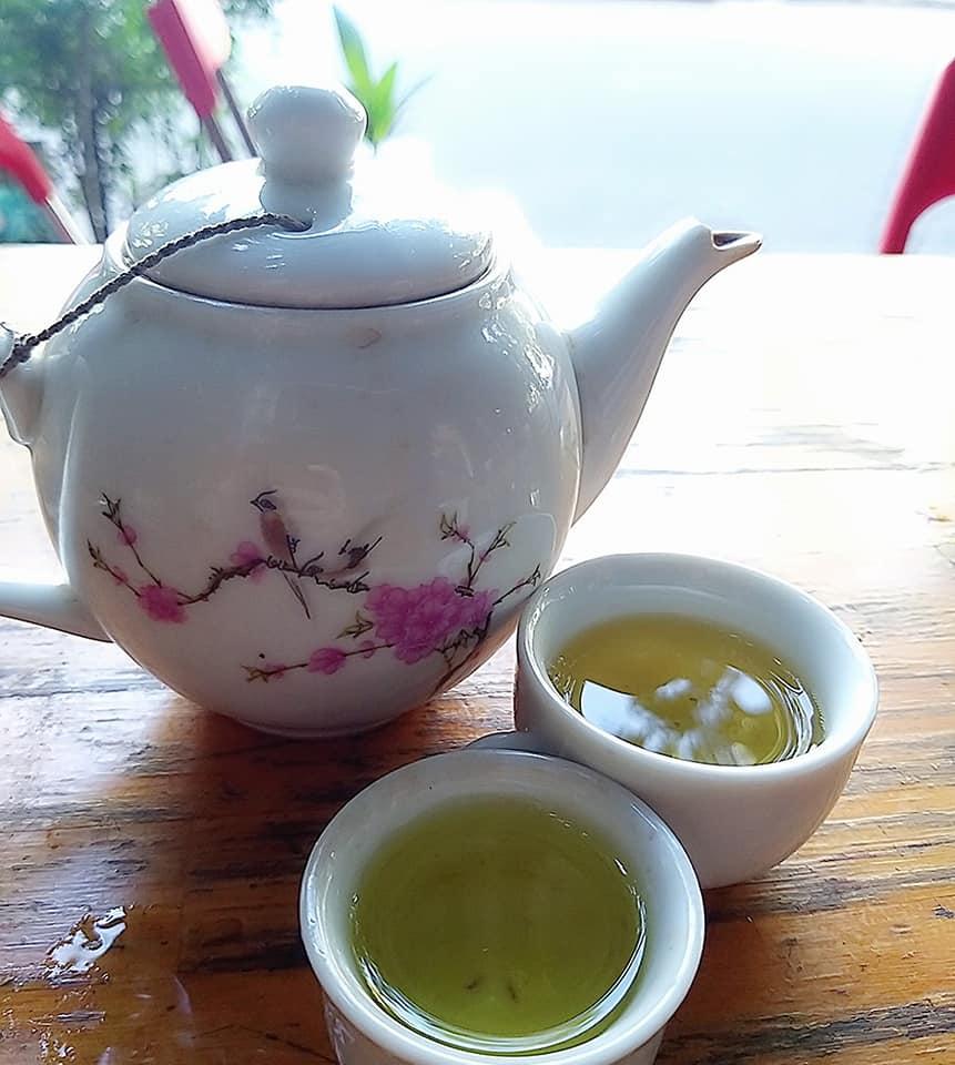 Vang bóng chén trà Gò Loi