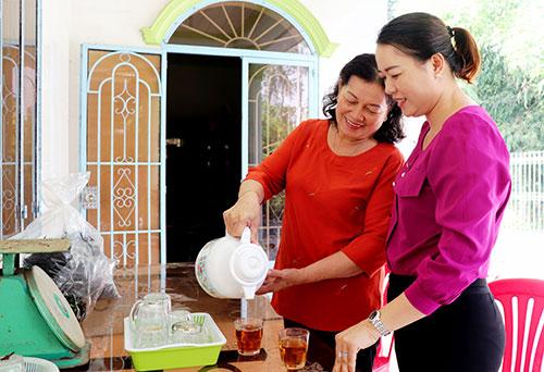 Hương vị trà Phú Hội rất đặc trưng và không lẫn với các loại trà nổi tiếng khác