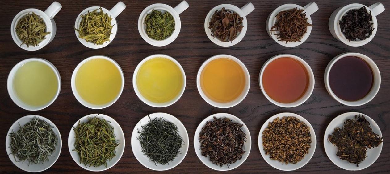 Năm tiêu chuẩn đánh giá phẩm chất trà