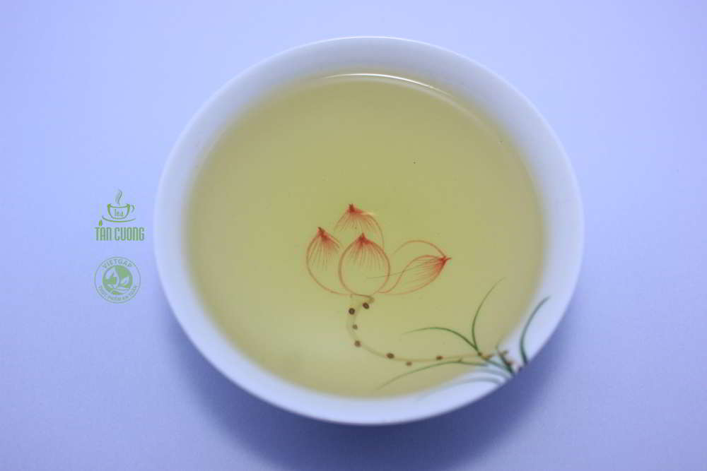 Điểm đặt của một tách trà