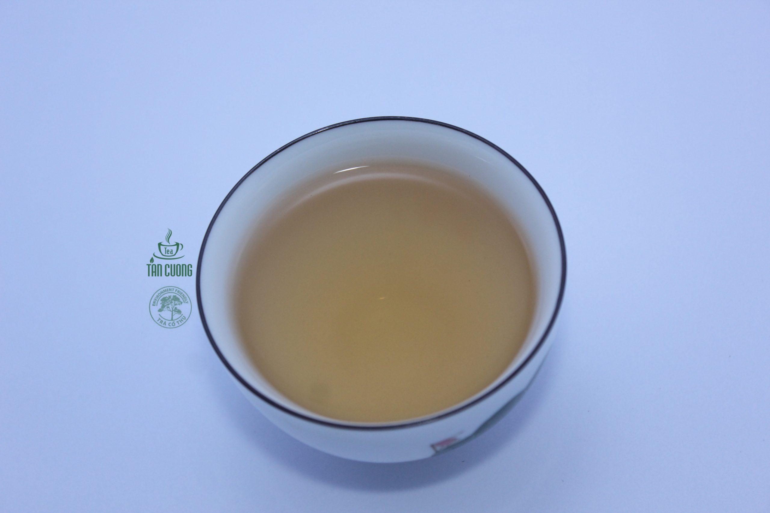 Chén trà chân thật